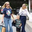 Reese Witherspoon Runs Errands With Daughter Ava And Son Tennessee