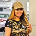Blac Chyna Takes Her New $330K Ferrari For A Spin