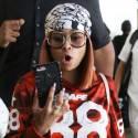 Blac Chyna Doesn't Seem Bothered By Her Custody War With Rob Kardashian