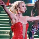 Britney Spears Ambushed On Stage By Crazed Fan During Vegas Concert