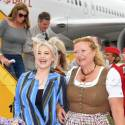 Caitlyn Jenner And Kelly Osbourne Arrive In Austria For The Life Ball