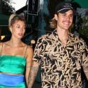 Justin Bieber Jumps On A Jet Without Hailey, Following Romantic Dinner Date