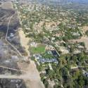 Celebs' Homes Narrowly Escape Destruction By Woolsey Fire