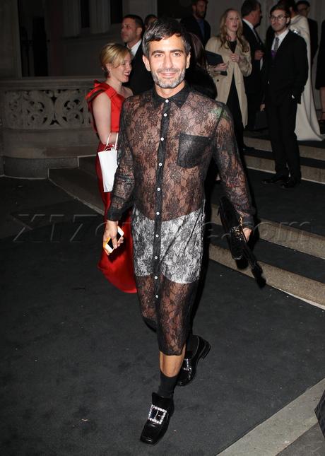 nyc red carpet Costume Institute Gala Schiaparelli And Prada