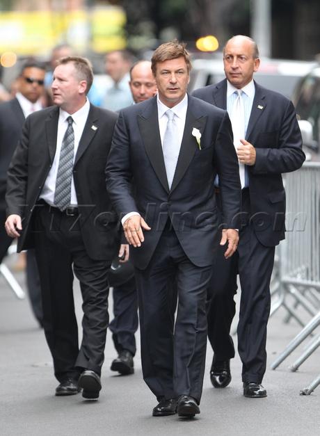 Alec Baldwin Stephen Baldwin wedding New York