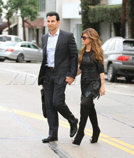 Paula Abdul Beverly Hills Jon Caprio