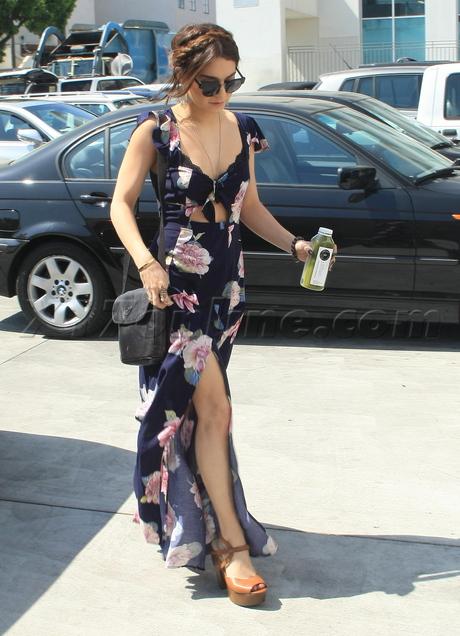 Vanessa Hidgens friends Spring Breakers Beverly Hills