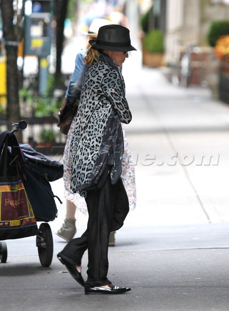 Madonna Lourdes family New York David Banda Mercy