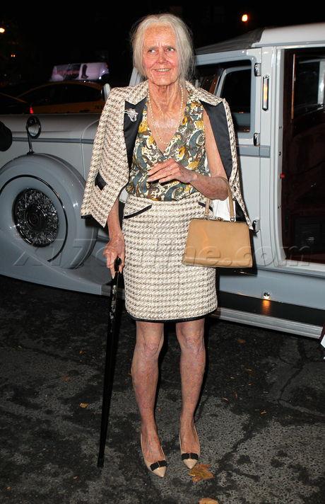 Heidi Klum New York Old