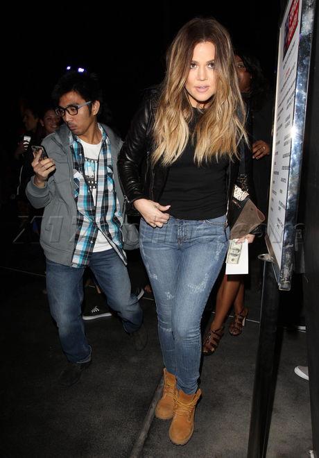 Nicole Richie, Joel Madden Miley Cyrus Los Angeles Staples Center