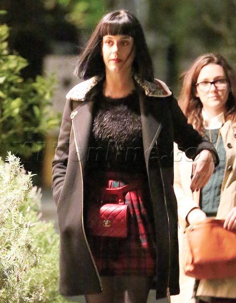 Katy Perry john mayer Jitlada no ring break up dinner singer