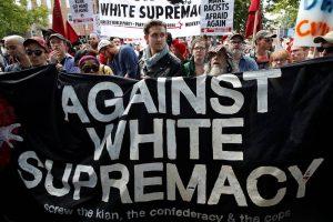 Tolerância é ser conta supremacia branca