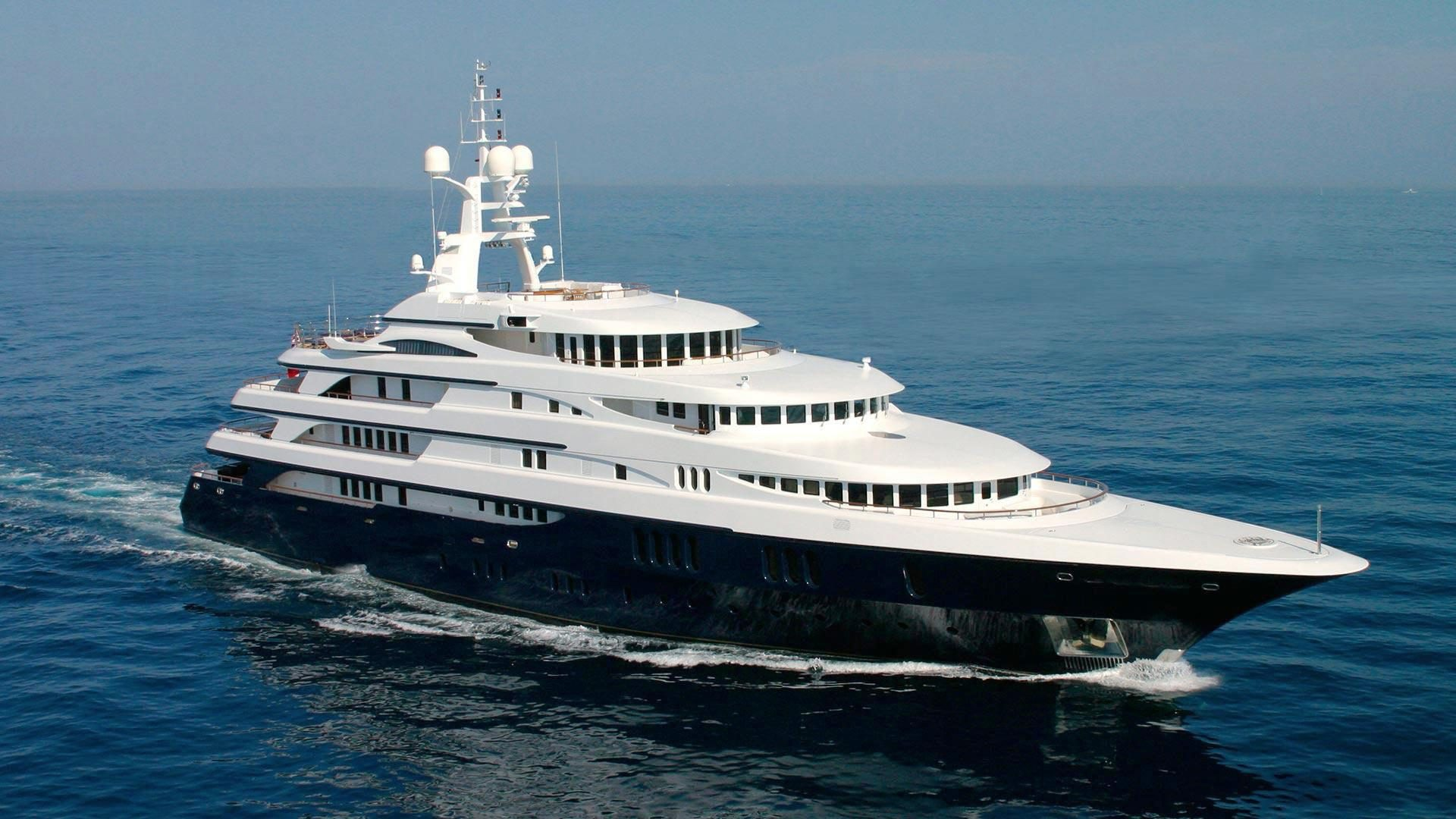 Freedom Yacht For Sale Benetti Luxury Yacht
