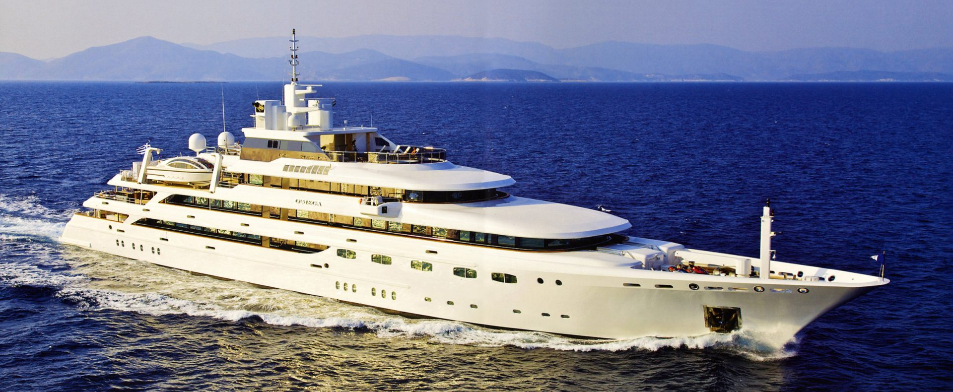 O'MEGA YACHT PRICE - COST & SIMILAR LUXURY YACHTS