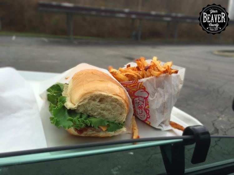 Dorsey Burger
