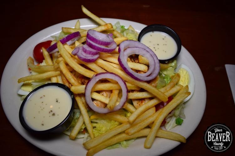 Bert's Baked Chicken Salad