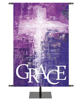 Brush Strokes of Faith Banner Collection