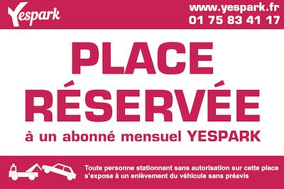 yespark place de parking squatt e nos conseils paris et idf. Black Bedroom Furniture Sets. Home Design Ideas