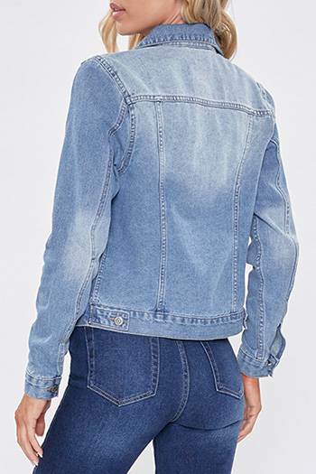 Junior Relaxed Fit Denim Jacket