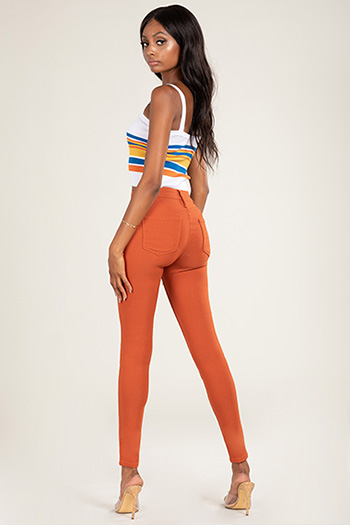 Junior Hyperstretch Forever Color Mid-Rise Skinny Jean