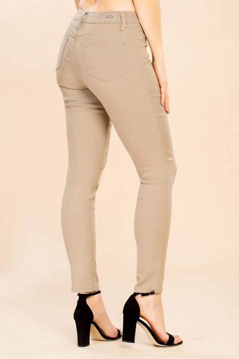 Women Petite Hyperstretch Skinny