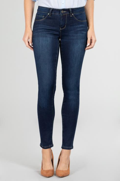 Women Basic Denim Skinny Jean