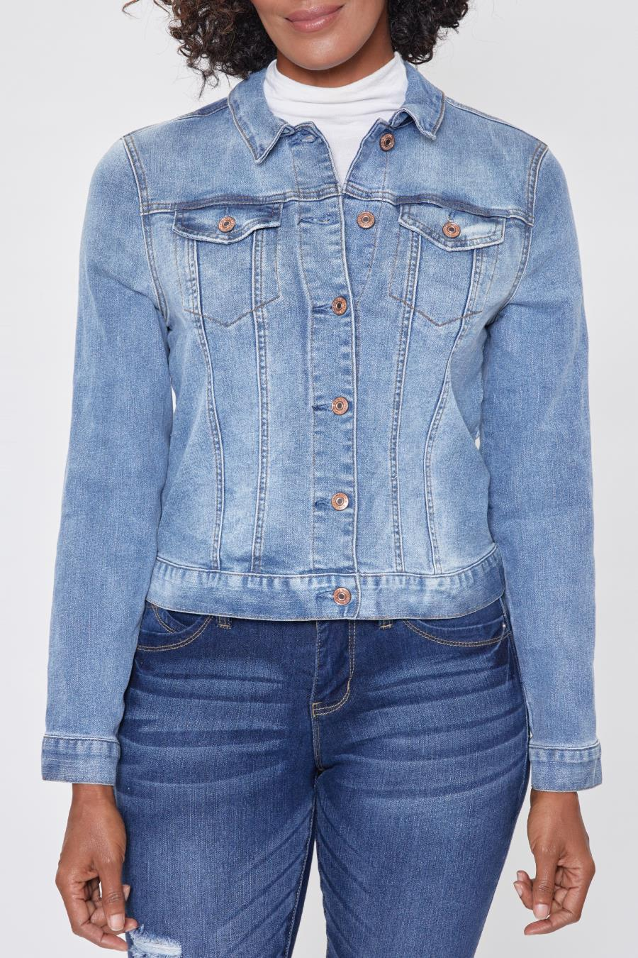 Closet Staple Women Denim Jacket
