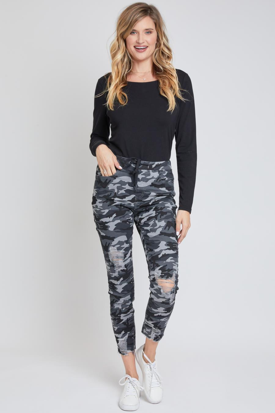 Women High-Rise Ankle Jogger