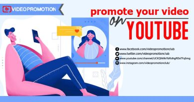 Promote Your Video on YouTube to Get the Best Out Of Your Talent