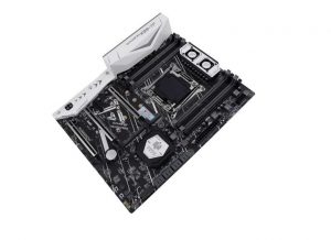 New Motherboard X99-TF Is A Combination Of DDR3 And DDR4