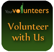 YourVolunteers Button