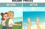 10 illustrations that show just how much the Internet has changed our lives