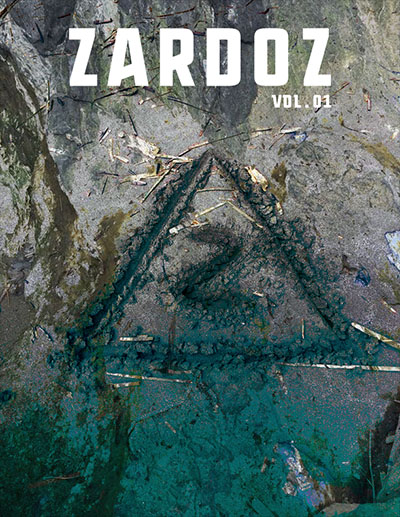Zardoz Zine Issue #1