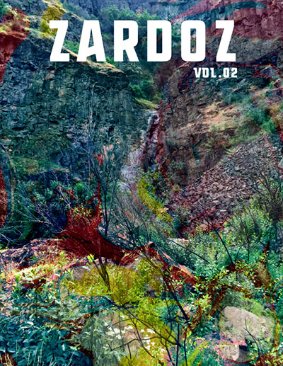 Zardoz Zine Issue #2