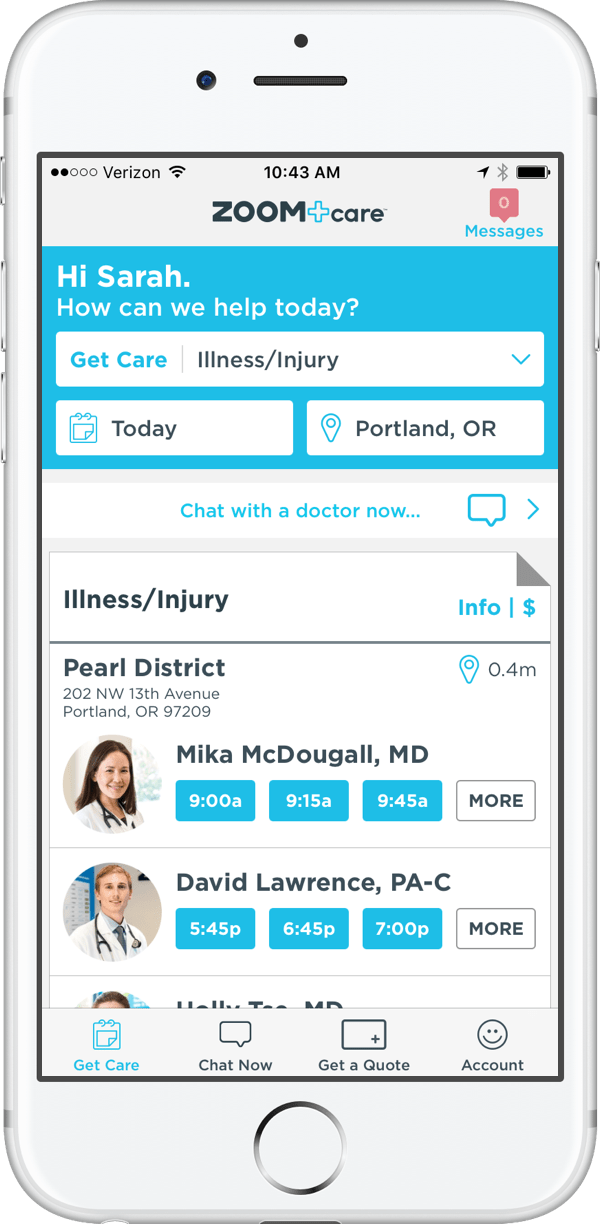 Introducing radical access to healthcare in the palm of your hand. Download and join our Social Health Network™