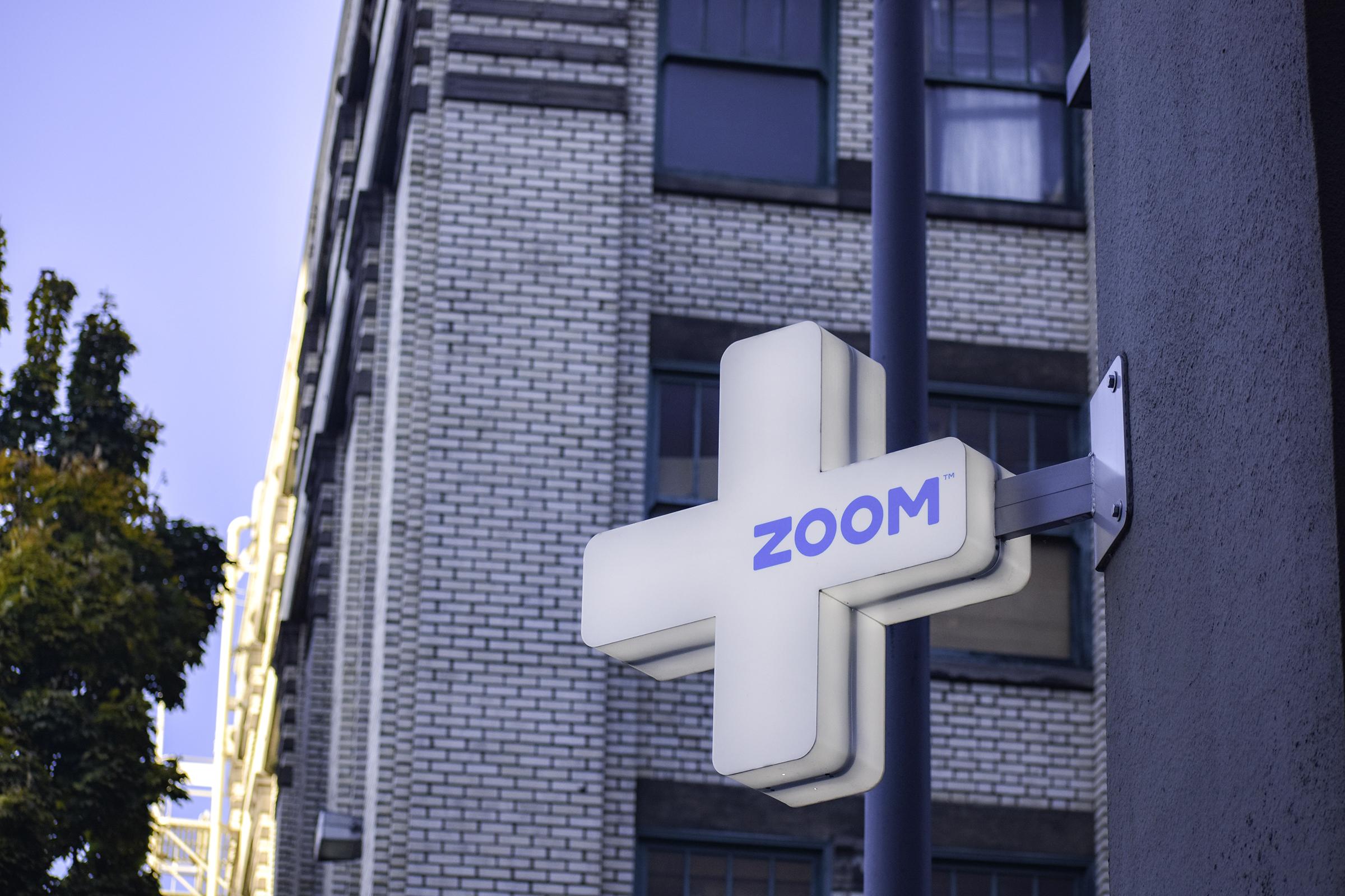 ZOOM+Care iOS App