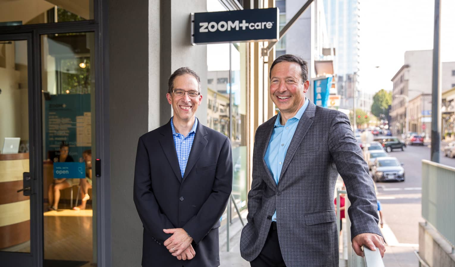 <p>Our co-founders, Dave Sanders and Albert Dipiero, are MDs and serial entrepreneurs. They know medicine. They know business. Together, they've been tackling the broken healthcare system and winning for over 20 years.</p>