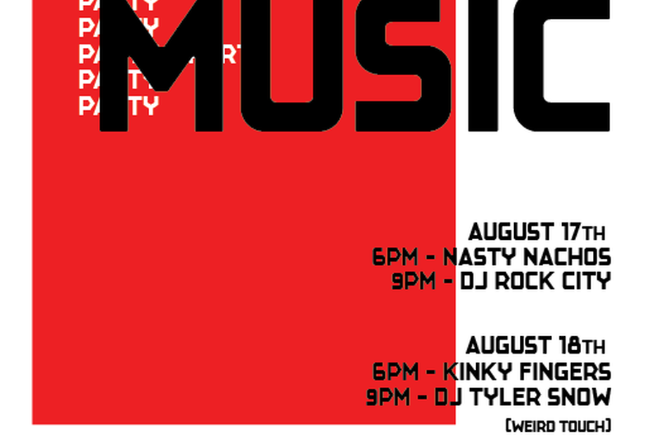 Free Music Fest Promo