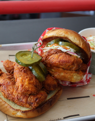 The Budlong Hot Chicken