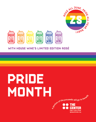 Zeppelin Station Pride Month