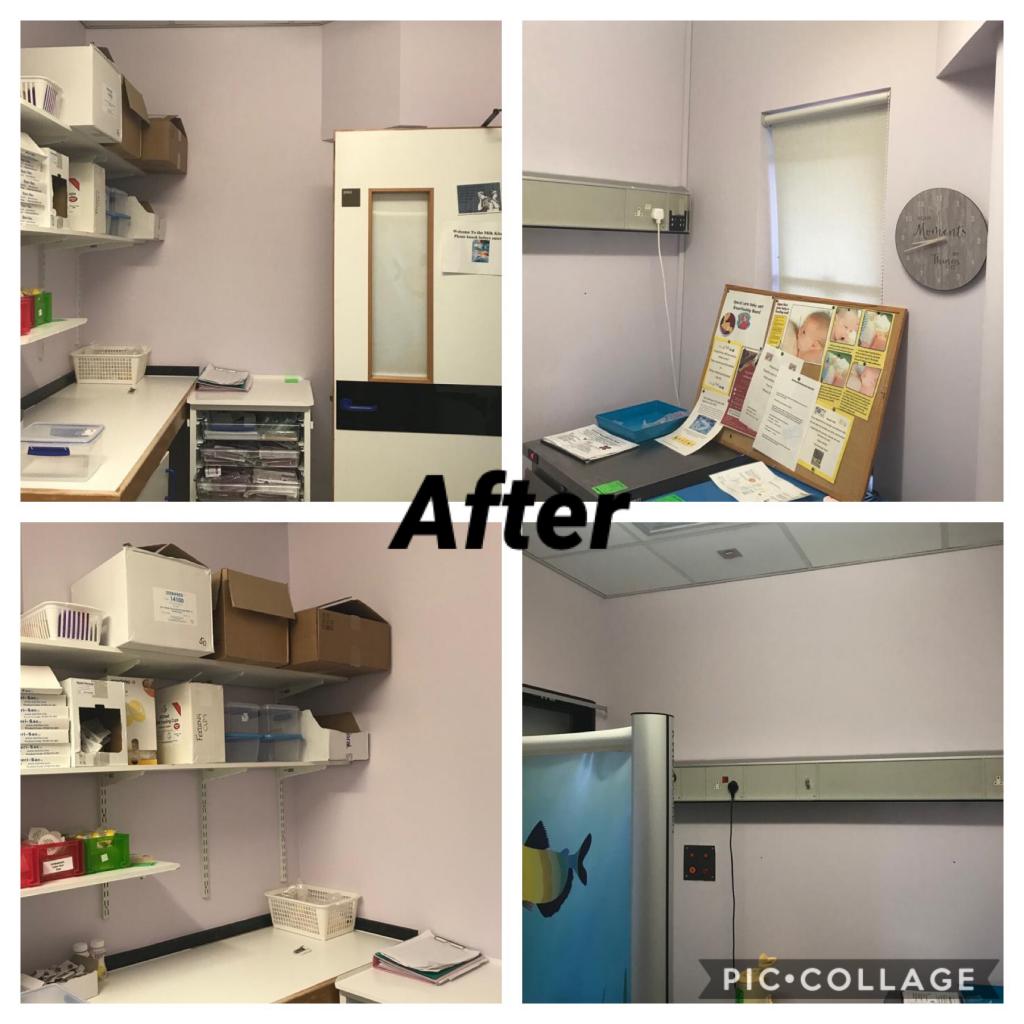 PRH Expressing Room After