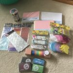 Delivery to the units! Art and Craft Supplies