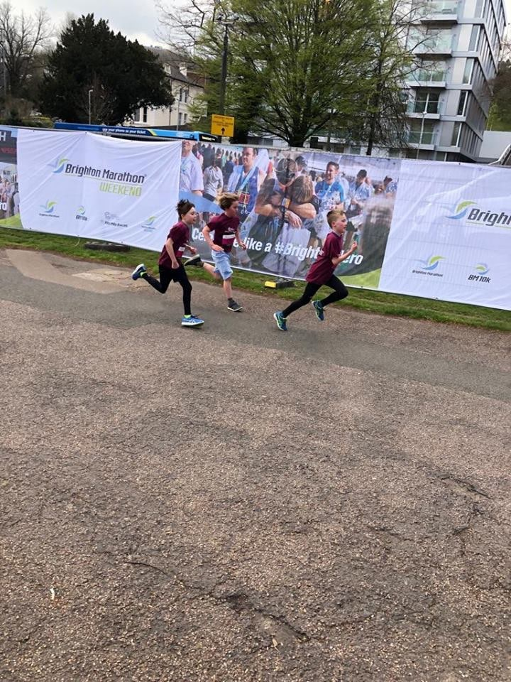 Mini Mile Runners 2019