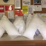 New nursing pillows for PRH SCBU
