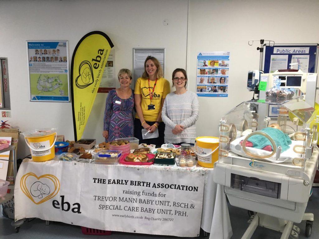 Tough Mudder Cake Sale  – £270 raised!