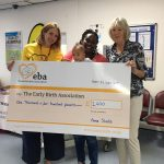 Cream Tea Fundraising Event raises £1,400 for The EBA!