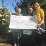 Rubbish turned into cash for the EBA! Thank you Recycling in Lancing