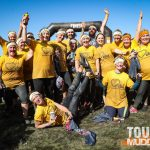 Tough Mudder Races – Saturday 21st September 2019. Well done everyone!