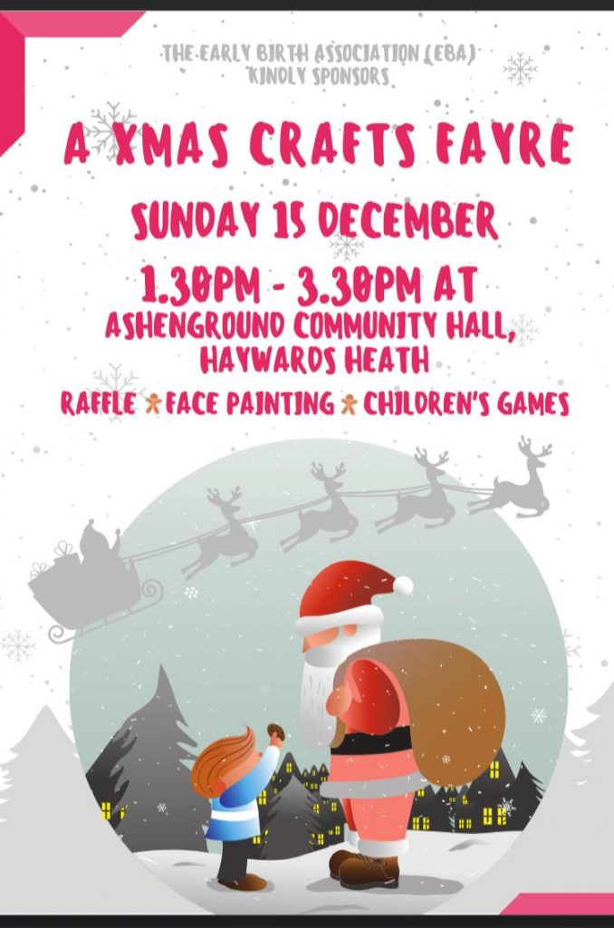 Christmas Crafts Fayre