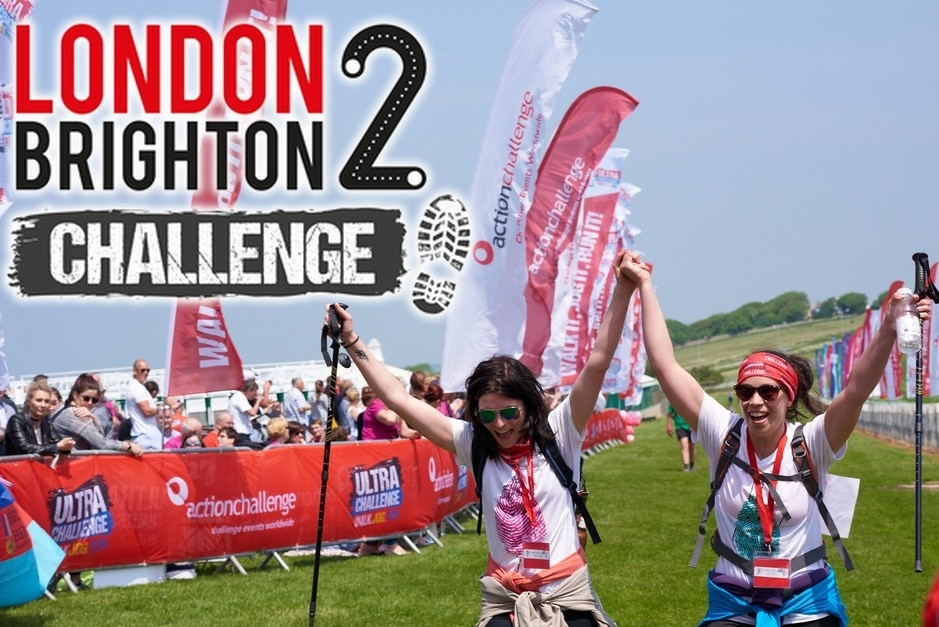 London to Brighton Ultra Challenge – Cancelled due to Coronavirus Pandemic